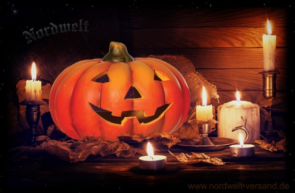 Druiden Brauchtum Halloween Druidenfest Kelten Kürbis keltischer Westgermanen Tradition