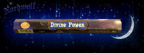Räucherstäbchen Kraft der Götter Tulasi räuchern Divine Power Räucher- Stäbchen