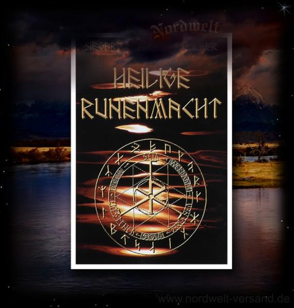 Heilige Runenmacht Buch von Siegfried Kummer Asatru Runenbuch 18er Futhark Armanen
