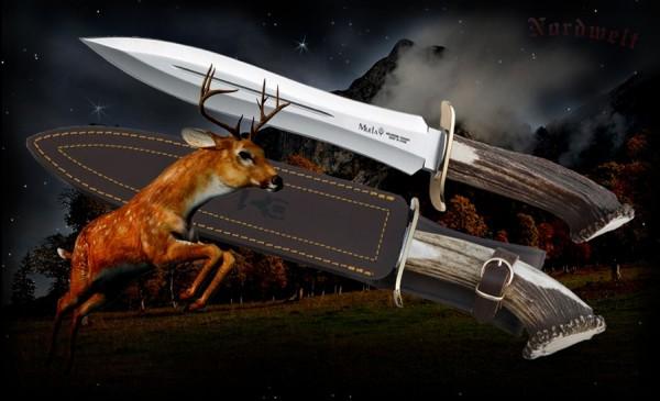 Jagddolch Hirschfänger Muela Dolch- Qualität Jagdmesser für Jäger