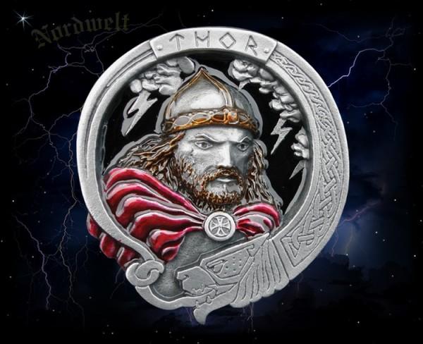 """Gürtelschnalle """"Thor"""""""