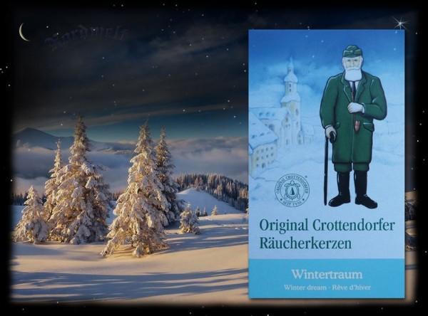 """Räucherkegel/Räucherkerzen """"Wintertraum"""""""