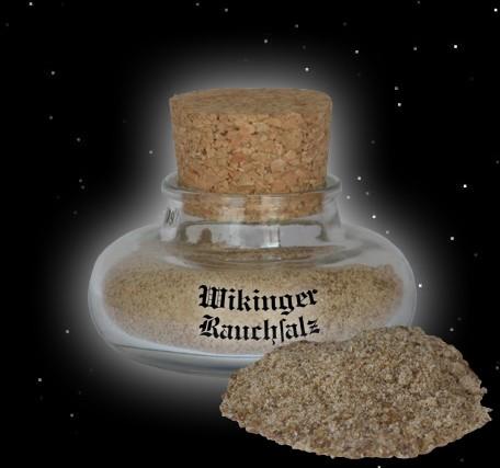 Wikinger Rauchsalz Wikingersalz Salz geräuchert