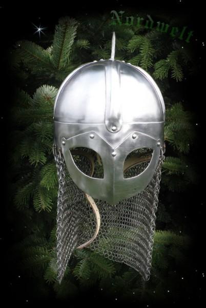 Wikinger Brillen Helm Gjermundbu um 900 n.Z.