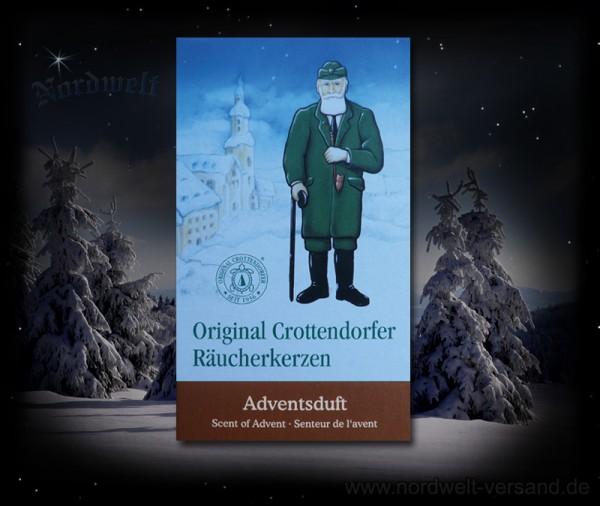 Räucherkegel Räucherkerzen Adventsduft Weihnachtsduft Julzeit Weihenächte Julfest Crottendorfer