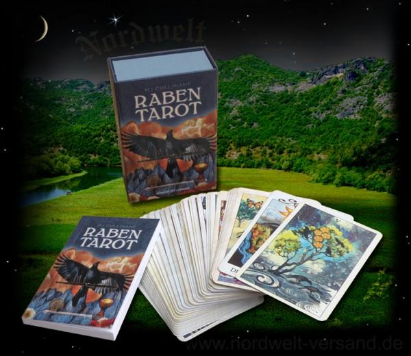 Raben Tarot Karten- Spiel Rabentarot Kartenspiel