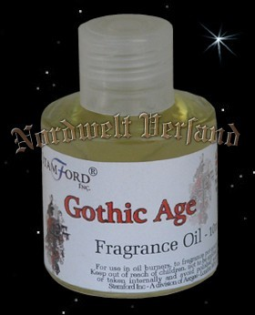Gothic Räucher Öl Duftöl Räucheröl Zeitalter