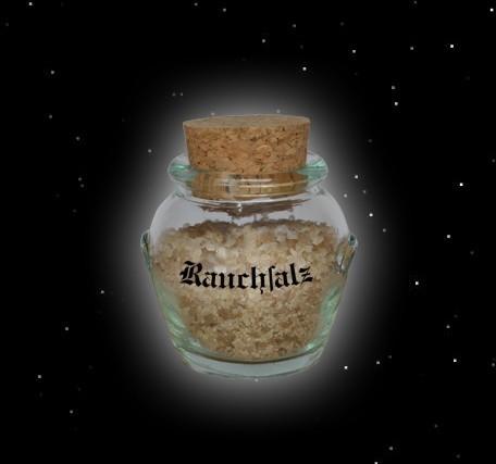 Salz kalt geräuchert Wikinger Rauchsalz Wikingersalz