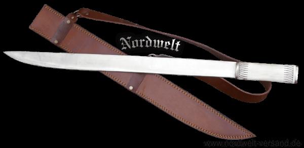 Wikinger Langsax Kurzschwert Sax Wikingersax Schwert