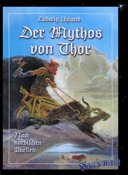 Ludwig Uhland - Der Mythos von Thor / Buch
