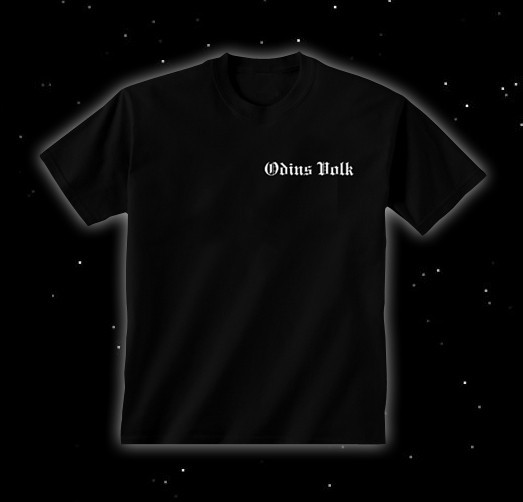 "T-Hemd ""Odins Volk"", schwarz"