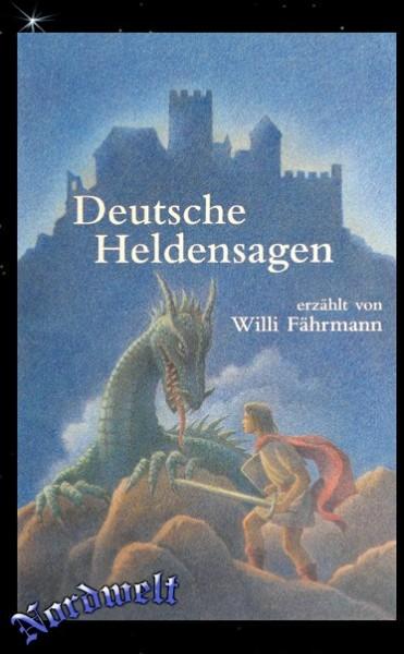 Deutsche Heldensagen Willi Fährmann Buch
