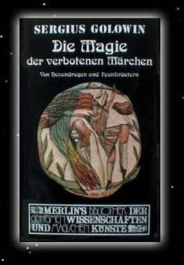 Buch Die Magie der verbotenen Märchen Sergius Golowin Geheimsprache Mythen Legenden