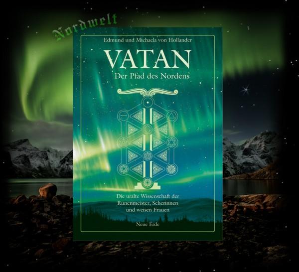 Buch Vatan- Der Pfad des Nordens Hollander Asatru Naturglaube Pagan Irminsul