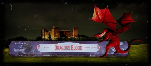 Drachenblut Räucherstäbchen Dragons blood räuchern Räucherkegel und Räucher Zubehör