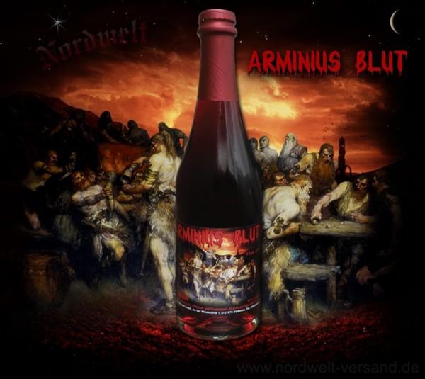 "Perlwein ""Arminius Blut"""