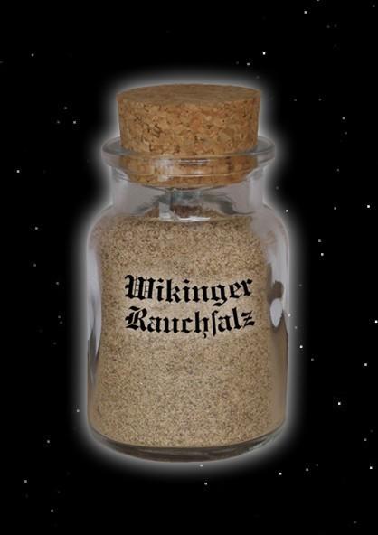 Rauchsalz geräuchert Wikinger Wikingersalz Salz Wacholder