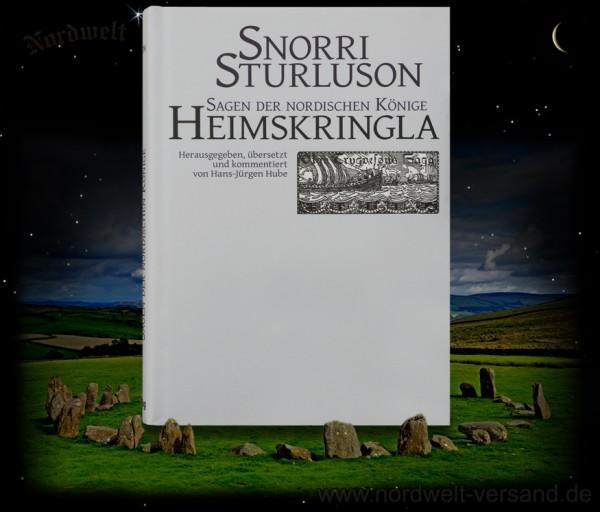 Snorri Sturluson - Heimskringla, Sagen der nordischen Könige