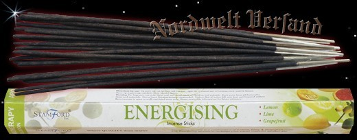 Energising Energie Räucherstäbchen Stamford Früche Duft Räucher- Stäbchen