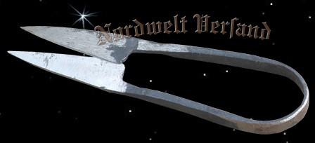 Wikinger Schere frühmittelalterliche Wikingerschere