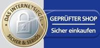 Siegel - Geprüfter Onlineshop