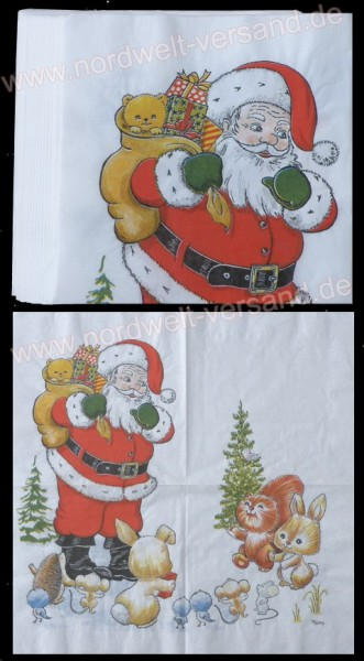 Julfeier Servietten Julfest Jul Brauchtum Rauhnächte