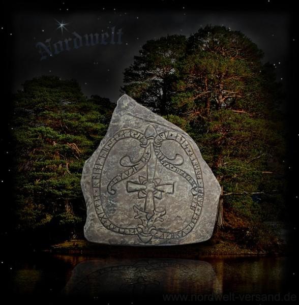 Jarlabankes Bro- Runenstein Menhir