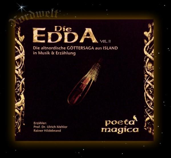 Poeta Magica - Edda II heidnische Musik, Vertonung germanischer Literatur
