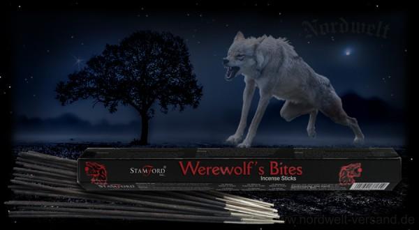 """Räucherstäbchen """"Werwolf Biss"""" Werwolfbiss"""