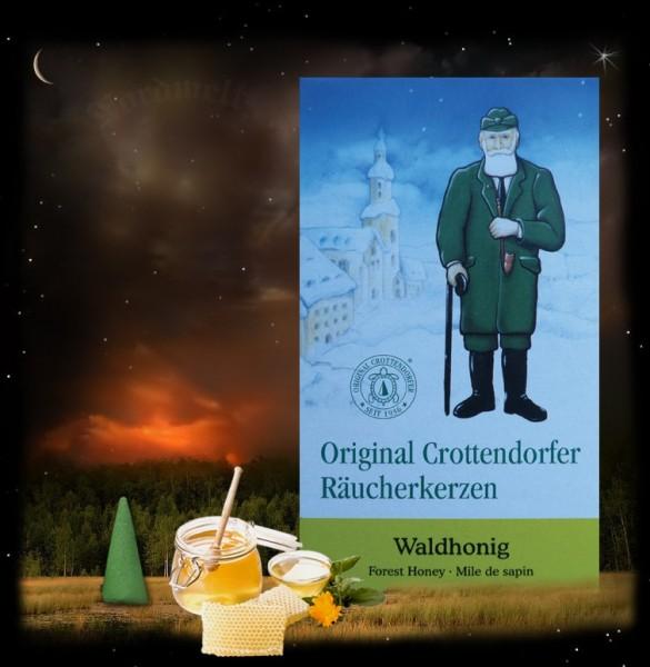 "Räucherkegel/Räucherkerzen "" Wald-Honig"""