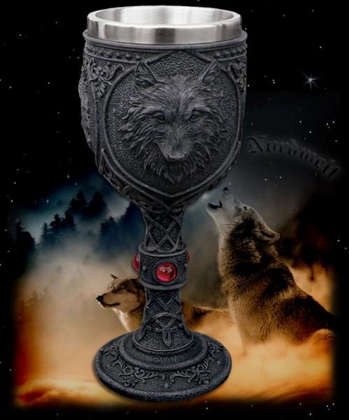 Schwarzer Wolfskelch
