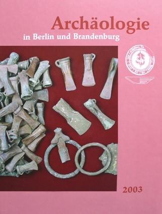 Archäologie in Berlin und Brandenburg Buch