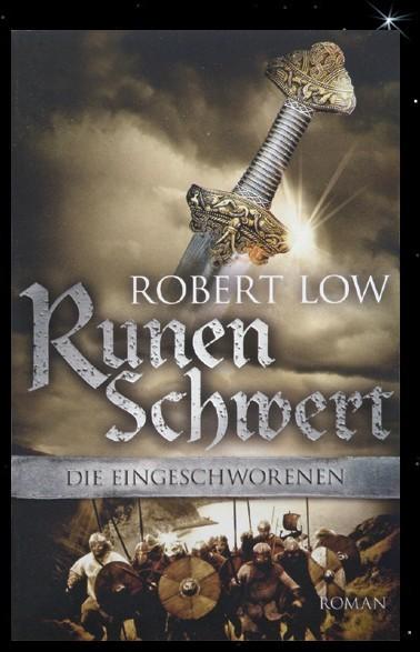 Runen- Schwert Buch Wikinger Roman von Robert Low